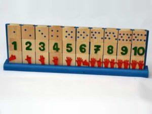 Jeux de cube en bois