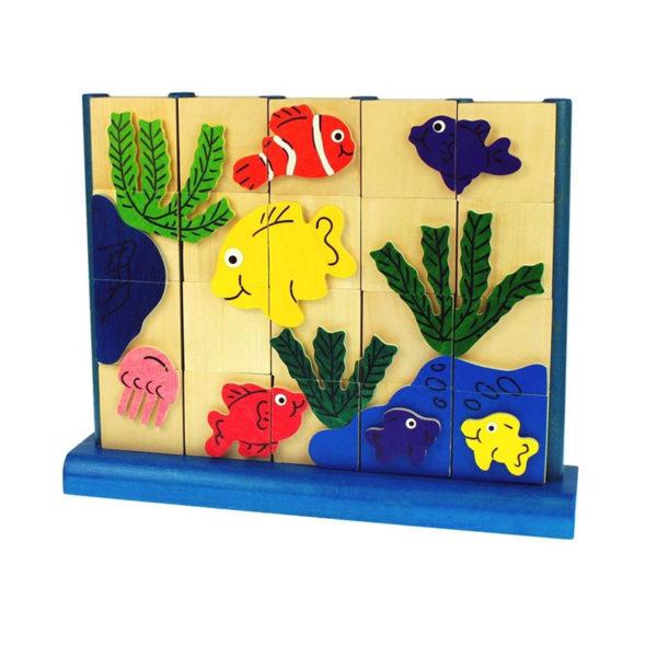 Cubes aquarium