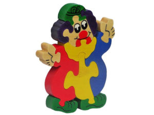 Puzzle petit clown