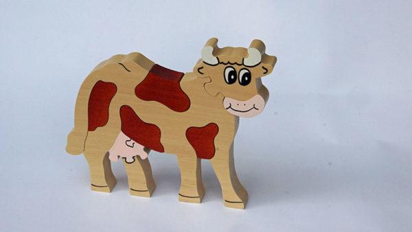 Puzzle Vache